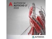 AutoCad LT 2018 Full Version 32bit&64bit