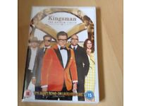 Kingsman dvd