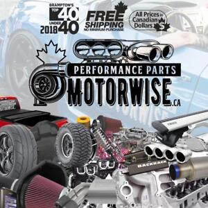 10% OFF at www.motorwise.ca | 250,000 Performance Parts & Accessories In Stock & Ready to Ship | Free Shipping