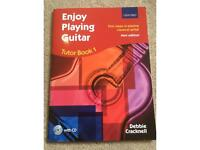 Guitar Tutor Book