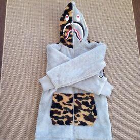 Bape Hoodie Fur 100% Authentic