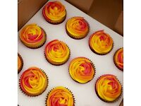 Bespoke cupcakes for all occasions