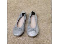 Ballerina pumps from Next - size 11