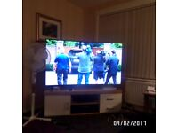 1 YEAR OLD 65 INCH PANASONIC VIERA CURVED SMART TV