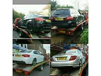 Car/van Towing-Recovery&Transportation Service 24-7 jump start, tyre change etc*Scrap Cars Wanted*