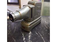 Vintage Gnome Alpha Major Slide Projector