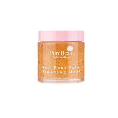 [Pure Heals] Real Rose Petal Sleeping Mask 100g