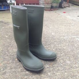 Dunlop Wellington Boot Size 7