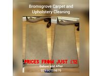 Prices From Just £12 - Professional Carpet and Upholstery/ Car Cleaning