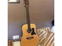 Tanglewood full size accoustic guitar
