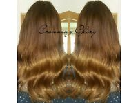 Hair Extension Specialist - 8 methods - 4 hair types - Prices from £140