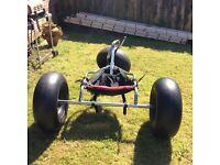 Peter Lynn kite buggy