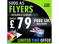FLYER LEAFLET POSTER BUSINESS CARDS BANNER LOGO WEBSITE DESIGN PRINTING