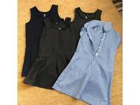 Girls 3-4 years school dressed