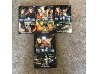 Selection of Doctor Who books paperbacks and hardbacks