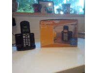 Siemens cordless phone model (AL145) with answer phone