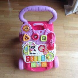 Vtech baby walker activity centre