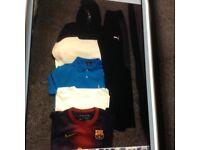 Designer clothing bundle age 10-12