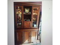 A lovely display cabinet
