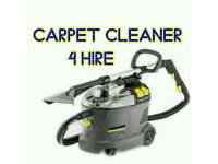 West Midlands Carpet Cleaner 4 Hire - £20 / Day