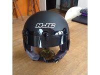 Motorcycle helmet extra small xs