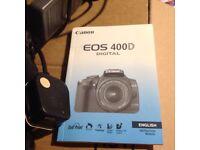 Canon eos 400
