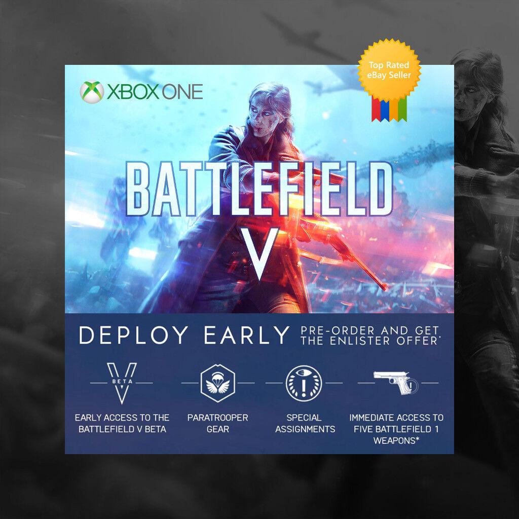 battlefield v beta access
