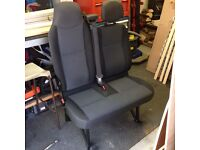 renault master front twin seats,campervan conversion