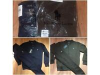 Ralph Lauren Non Hooded Tracksuit: Grey Blue Green S M L XL (not Nike) NEW MODEL