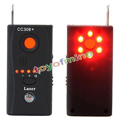 CC308 Multi Bug Detector & Full Range Camera RF Hidden Camera GPS Laser US