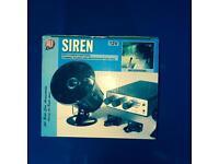 Car Horn,siren, pa, animal noises,microphone