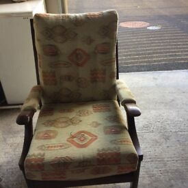 Cintique armchair for sale