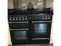 Rangemaster 110 range cooker