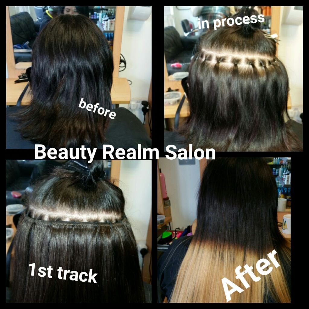 Fully Certified Weaves Hair Extensions Technician