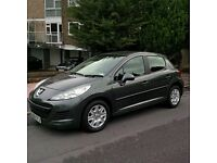 Peugeot 207, Good condition, Mileage 17,750 only, Manfact: 2009, FSH from dealer till Aug 2017
