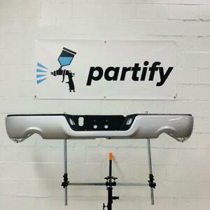 New Painted 2009 2010 2011 2012 2013 2014 2015 2016 2017 2018 Dodge Ram 1500 2500 3500 Rear Bumper Assembly