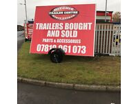 Advertising trailer 10 x 8 get message out there