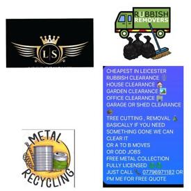 L&S WASTE & REMOVAL & METAL