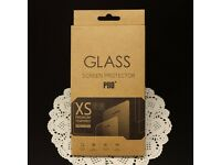 Job Lot 50x Tempered Glass Screen Protector for iPhone (5/5c/5s) & (6/6s/6+) Fully Covered 9H