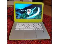 "14"" HP Chromebook - Very Good Condition"