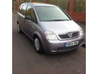 2004/54 Vauxhall mariva 1.4 life in superb condition