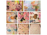 Single duvet set pony frozen mini dc tinker princess