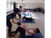 Punch more 4 less with boxercise
