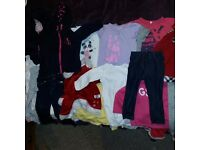 18-24 months girls bundle of clothes