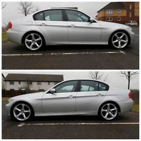 BMW 3 series E90 320d M47 163bhp 6 speed manual