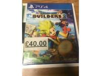 Dragon Quest Builders 2 - PlayStation 4 Game (New/Sealed)