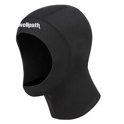 Schnorchelhaube Unisex Warmer Cap Atmungsaktive Kopfbedeckung zum Segeln