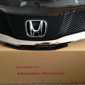 HONDA CIVIC TYPE S GRILL 1.4 & 1.8