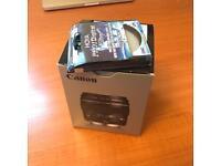 Canon EF 85mm 1.8 & Hoya Filter