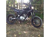 Yamaha wr125